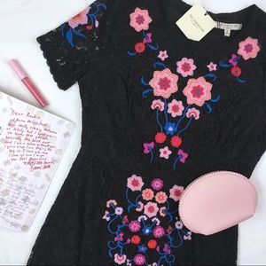 Free Generation NWT Lace Minidress